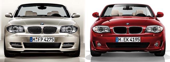 Дорестайлинговая-версия-BMW-E88-и-обновленная