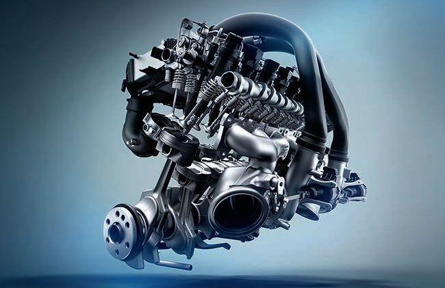 Двигатель S55 - впервые был установлен на M4