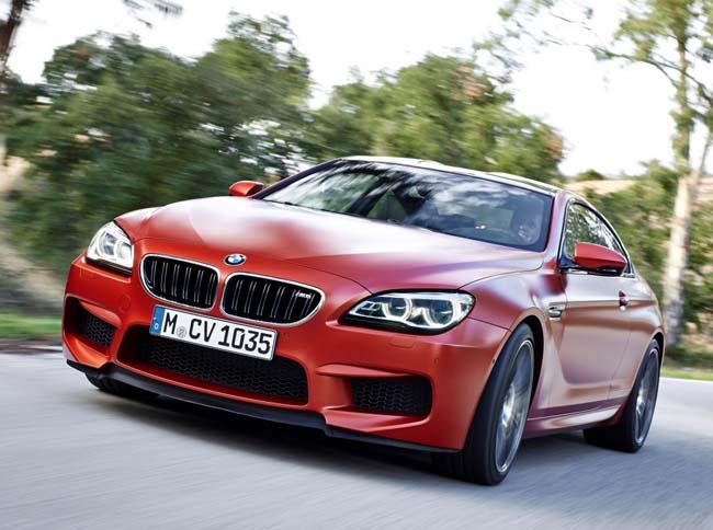 Обновленная версия третьего поколения M6 Coupe