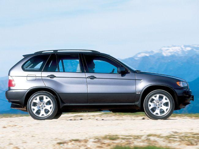 BMW E53 - первое поколение X5