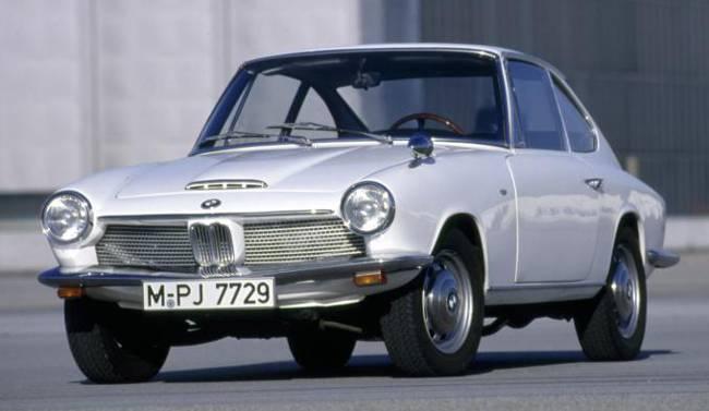 BMW 1600 GT - компактный и спортивный автомобильчик