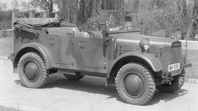 BMW 325 для Вермахта