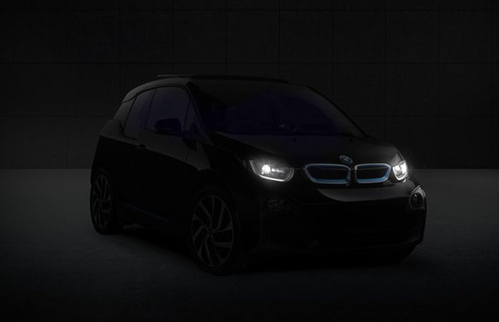 Обои BMW i3 Shadow Sport Edition для США