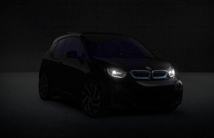 Обои BMW i3 Shadow Sport Edition для США