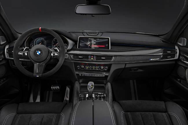 BMW X6 M Performance Accessories F16