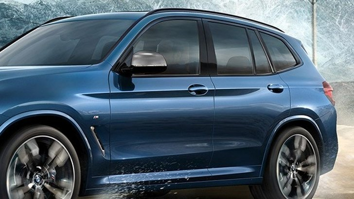 Дизайн BMW X3 G01