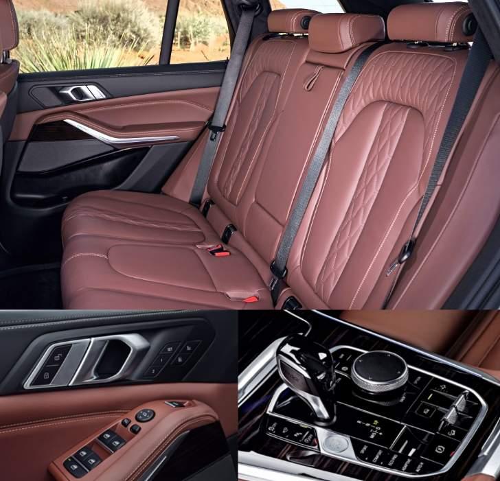 Interior BMW X5 G05 - 2019