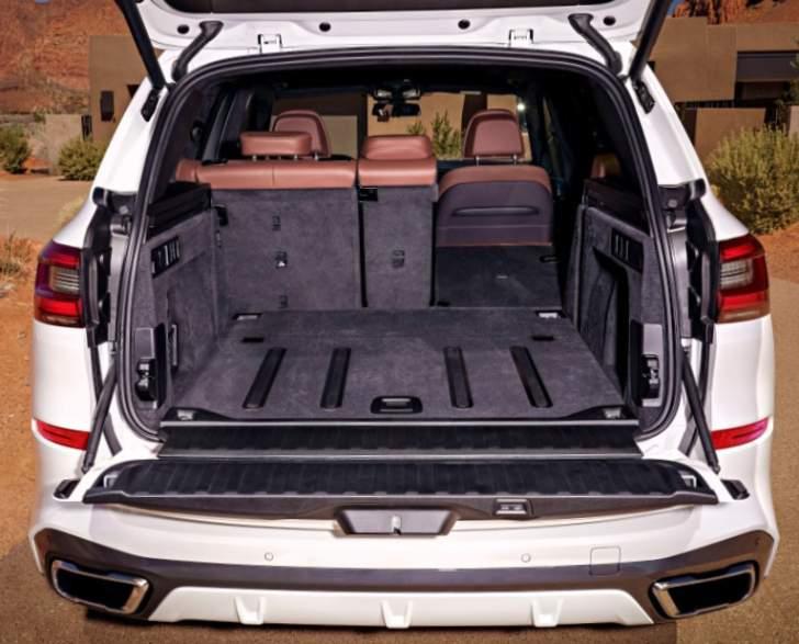Багажник BMW X5 G05