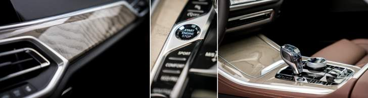 Качество салона в BMW X5 G05