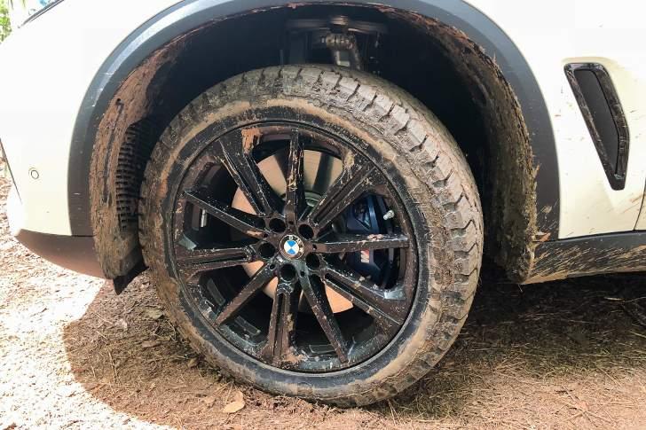 Какие диски на BMW X5 G05