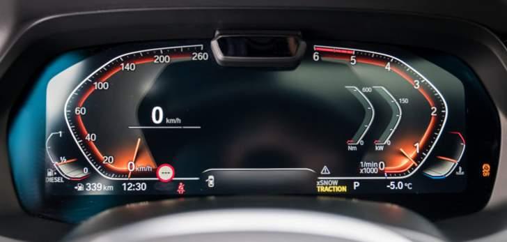 Панель приборов BMW X5 G05