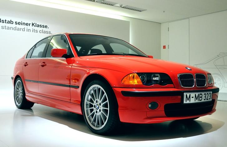 BMW E46 - не бит, не крашен