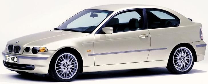 BMW E46 Компакт - дорестайлинг vs рестайлинг