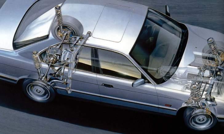 Подвеска BMW E34