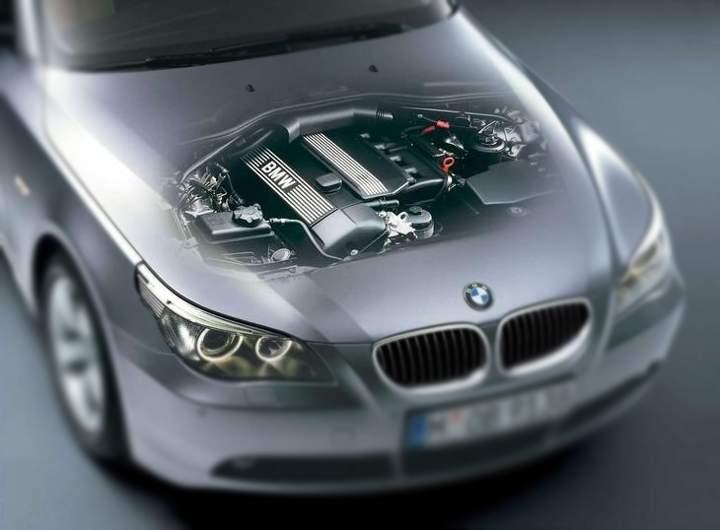 Самый лучший двигатель BMW E60 5 Series