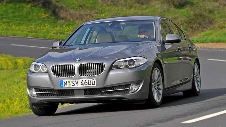 BMW F10 - как выбрать 5 серию