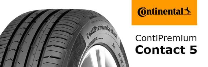 Continental Premiumcontact 5 - 2019