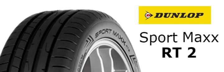 Dunlop Sport Maxx RT 2 - 2019