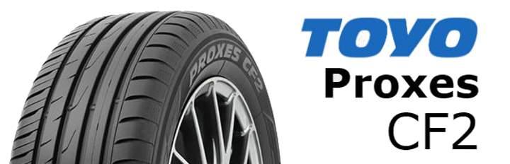 Toyo Proxes CF2 - 2019