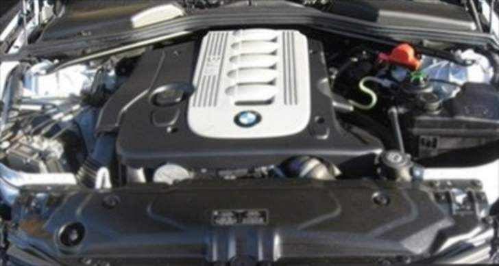 Двигатель BMW 730d E38 - M57 3.0