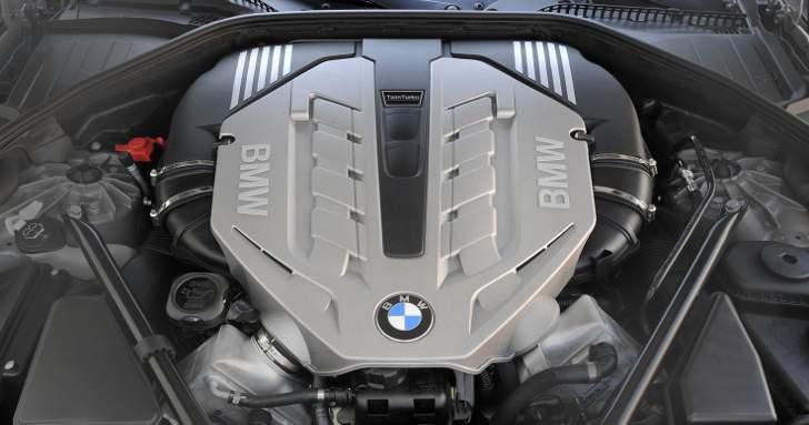Выбрать мотор Н63 - БМВ Ф01 - Ф02